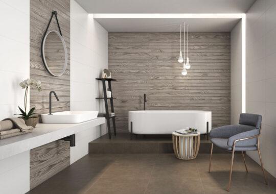 revestimientos cerámicos baños